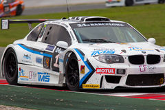 Motorista Jeremy RAYMOND Fábrica de automóvel do GC da equipe Imagem de Stock Royalty Free