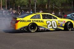 Motorista Matt Kenseth da perseguição do copo da sprint de NASCAR Imagens de Stock Royalty Free