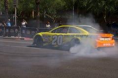 Motorista Matt Kenseth da perseguição do copo da sprint de NASCAR Foto de Stock Royalty Free