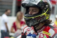 Motorista Remy Gardner Equipe da experiência da raça Imagens de Stock