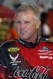 Motorista Ricky Rudd de NASCAR imagens de stock royalty free