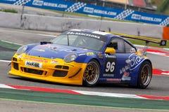 Motorista Robin CHRZANOWSK Team Click Vers Foto de Stock Royalty Free