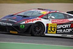 Motorista Tiago MESQUITA GT internacional ABERTA Imagem de Stock