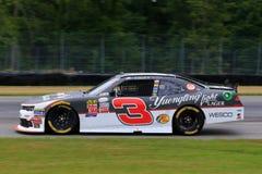 Motorista Ty Dillon de NASCAR no curso Fotografia de Stock Royalty Free