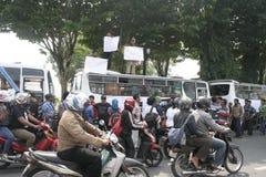 Motorists Protest Action Refuse Vehicle Tariff Increase Public Stock Photos