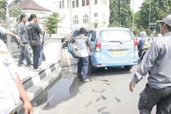 Motorists Protest Action Refuse Vehicle Tariff Increase Public Stock Photography