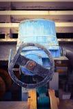 Motorize valve Stock Images