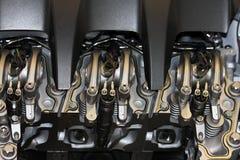 motorlastbil Arkivbild