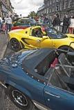 Motormania à Grantown-sur-Spey Images libres de droits