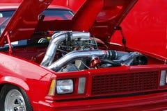 motormotor royaltyfri fotografi