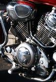 Motormotor stock fotografie