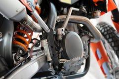 motormotorcykel Royaltyfria Bilder