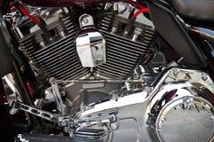 motormotorcykel Royaltyfri Bild