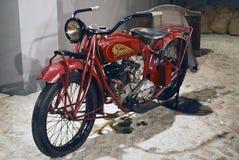 Motormuzejs de Riga indiens Image libre de droits