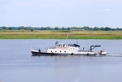 Motorowa łódź Zdjęcia Stock