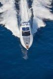 Motorowa łódź fotografia stock