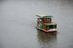 Motorowe łodzie Zdjęcie Stock