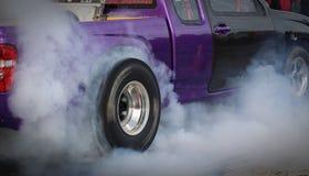 Motorowy bieżny silnik Fotografia Stock