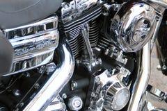 Motocyklu silnik obrazy stock