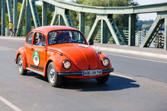 Motorowy Zlotny Berlin Klassik Zdjęcia Stock