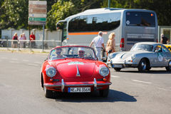 Motorowy Zlotny Berlin Klassik Fotografia Stock