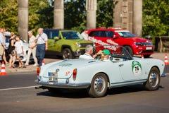 Motorowy Zlotny Berlin Klassik Zdjęcie Stock