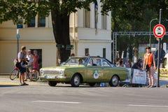 Motorowy Zlotny Berlin Klassik Obraz Stock