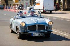 Motorowy Zlotny Berlin Klassik Zdjęcia Royalty Free