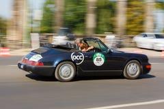 Motorowy Zlotny Berlin Klassik Obrazy Royalty Free