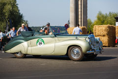 Motorowy Zlotny Berlin Klassik Zdjęcie Royalty Free