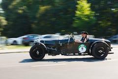 Motorowy Zlotny Berlin Klassik Fotografia Royalty Free