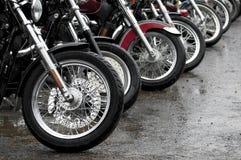 Motorräder Lizenzfreie Stockfotografie