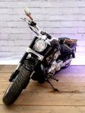 Motorräder HarleyDavidson Lizenzfreie Stockbilder