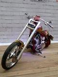 Motorräder HarleyDavidson Stockbilder