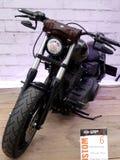 Motorräder HarleyDavidson Lizenzfreie Stockfotografie