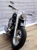 Motorräder HarleyDavidson Stockbild