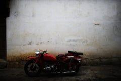 Motorrad Stockfoto
