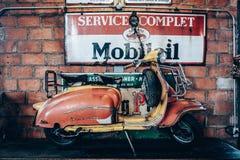 Motorrad Lizenzfreie Stockbilder