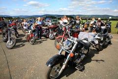 Motorrad-Ereignisse stockbild