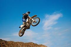 Motorradfahrer Stockbilder