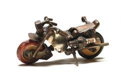 Motorradkunst Lizenzfreie Stockfotografie