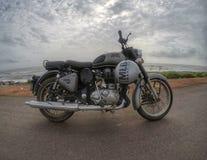 Motorradleben lizenzfreies stockfoto