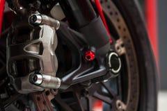 Motorradrad Stockbilder