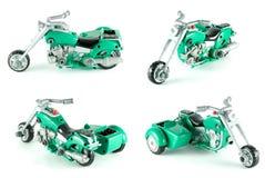 Motorradspielzeug lizenzfreies stockbild