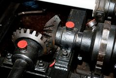 Motorraum Stockbilder