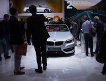 Motorshow royalty-vrije stock foto's
