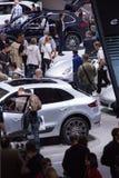 Motorshow Stock Afbeelding
