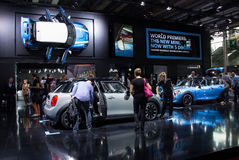Motorshow Stock Afbeeldingen
