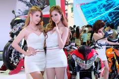 motorshow grazioso 2014 Immagini Stock