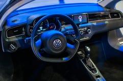 Motorshow Poznan 2014 Royalty-vrije Stock Afbeeldingen